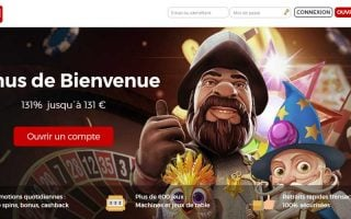 Promotion : 4 000 € maximum à empocher sur Lucky31 Casino