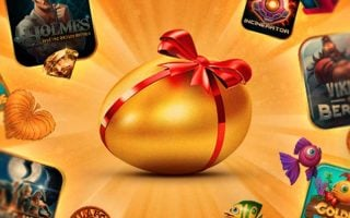 "Promotion ""Mystery Easter Egg Hunt"" sur Paris Casino : 50 000€ de cagnotte !"