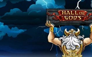 La machine Hall of Gods de Netent libère un jackpot de plus de 2 700 000 euros