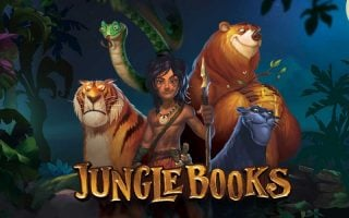 Promotion sur la machine à sous Jungle Books sur les casinos Yggdrasil du 22 au 28 septembre