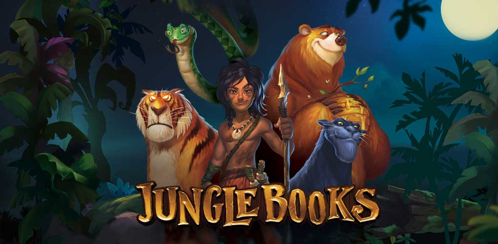 Jungle Books d'Yggdrasil