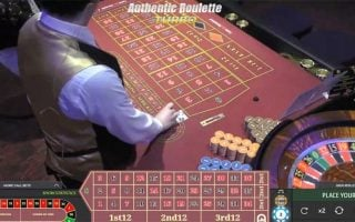 Authentic Gaming lance sa nouvelle table de roulette en direct du Foxwoods Resort Casino