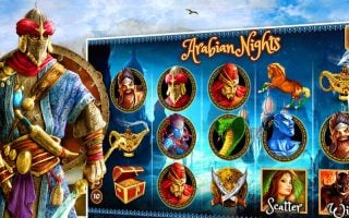 Nouveau jackpot de 1,4 million d'euros sur Arabian Nights de NetEnt