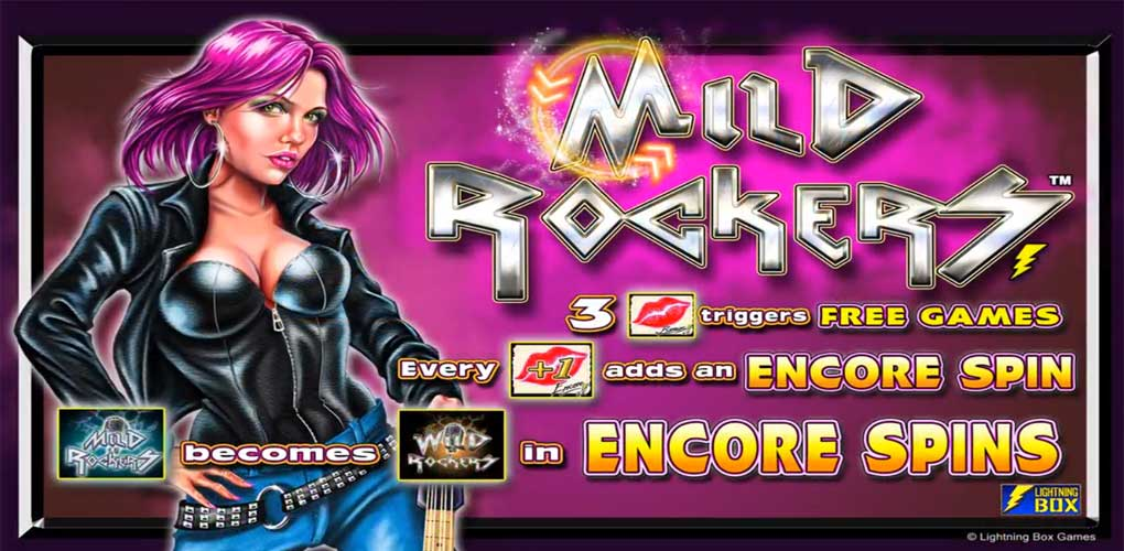 Mild Rockers de Lightning Box