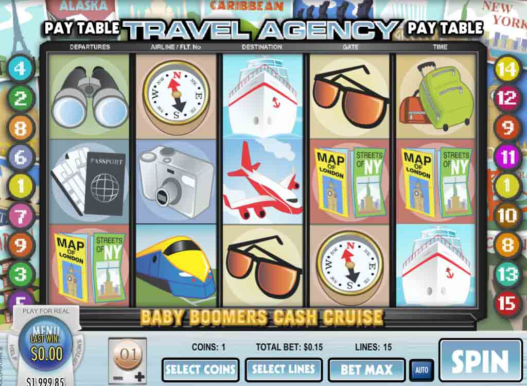 Jouer à Baby Boomers Cash Cruise