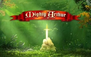 Quickspin lance la machine à sous Mighty Arthur le 14 novembre 2017