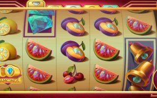 Deco Diamonds de Microgaming arrive sur Casino Extra