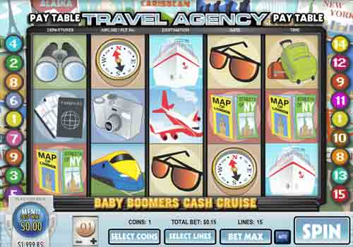 Machine à sous Baby Boomers Cash Cruise