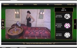 Vivo Gaming va sortir une nouvelle live roulette version mobile
