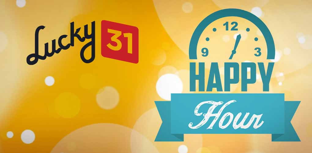 Happy Hour de Lucky31