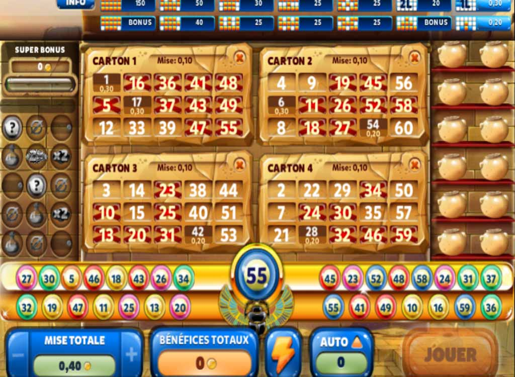 Electronic roulette in casinos