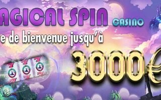 Avis Magical Spin