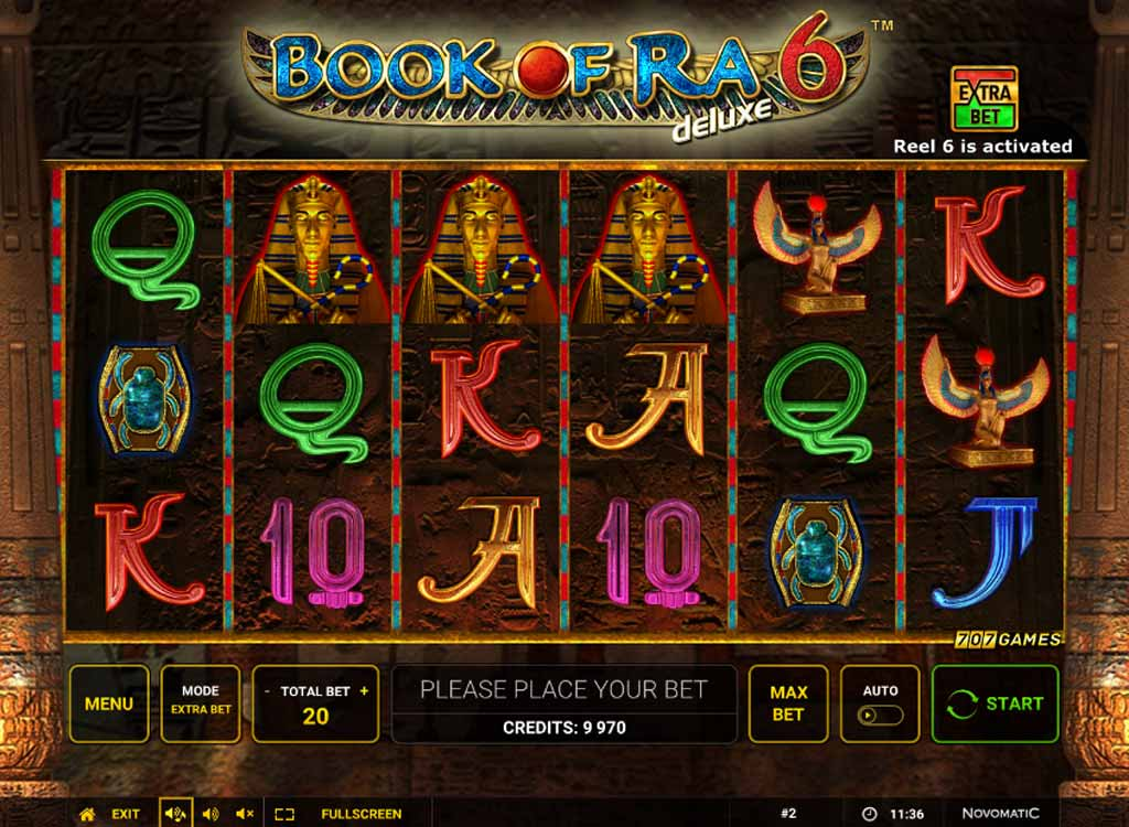 Book Of Ra Deluxe Gratuit
