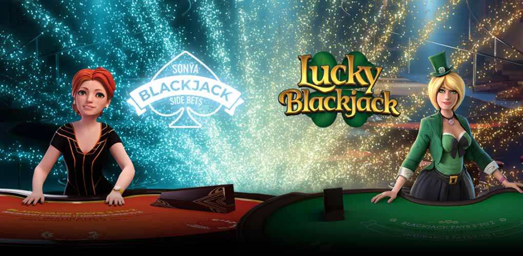 Sonya Blackjack et Lucky Blackjack