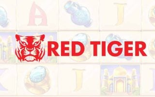 Red Tiger Gaming met ses titres de machines à sous à la disposition d'Interwetten