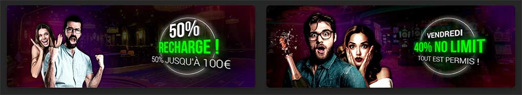 Promotions WinOui Casino