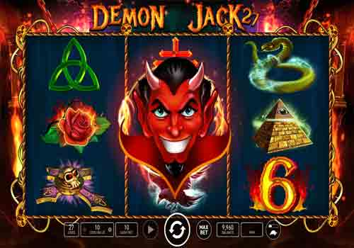 Machine à sous Demon Jack 27