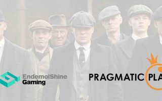 Endemol Shine Gaming et Pragmatic Play Limited concluent un accord de droits pour Peaky Blinders