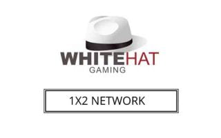 White Hat Gaming et 1X2 Network signent un contrat de distribution de contenus