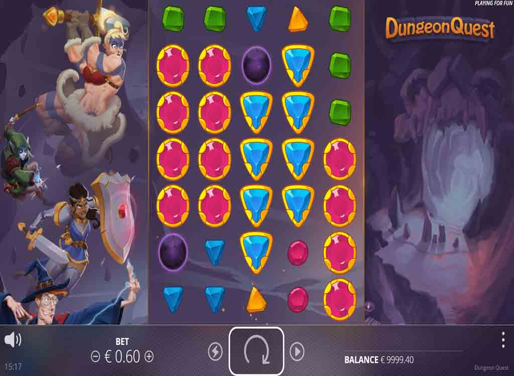 Jouer à Dungeon Quest