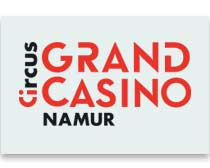 Grand Casino de Namur Logo