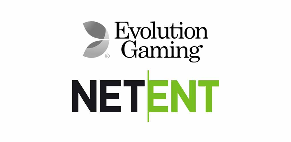 Evolution Gaming et NetEnt