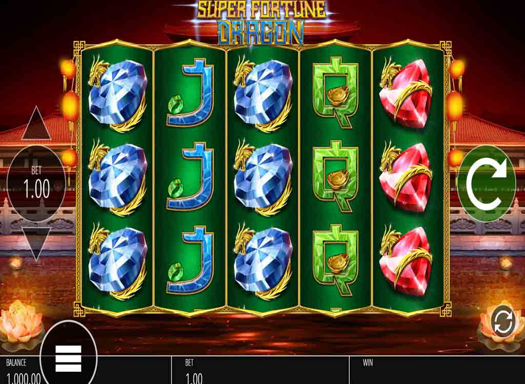 Jouer à Super Fortune Dragon
