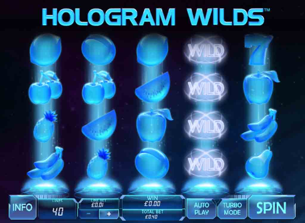 Jouer à Hologram Wilds