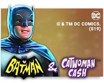 DC Batman & Catwoman Cash