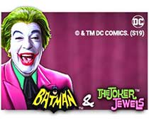 DC Batman & The Joker Jewels