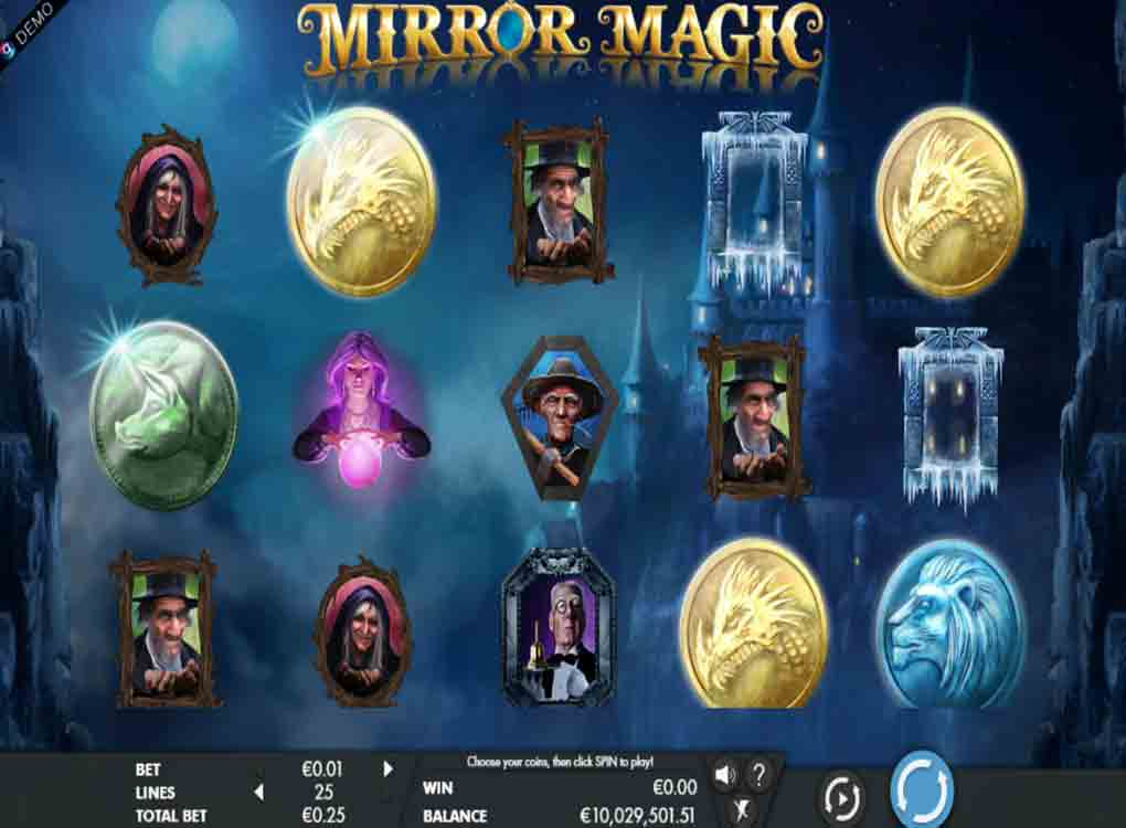 Jouer à Mirror Magic