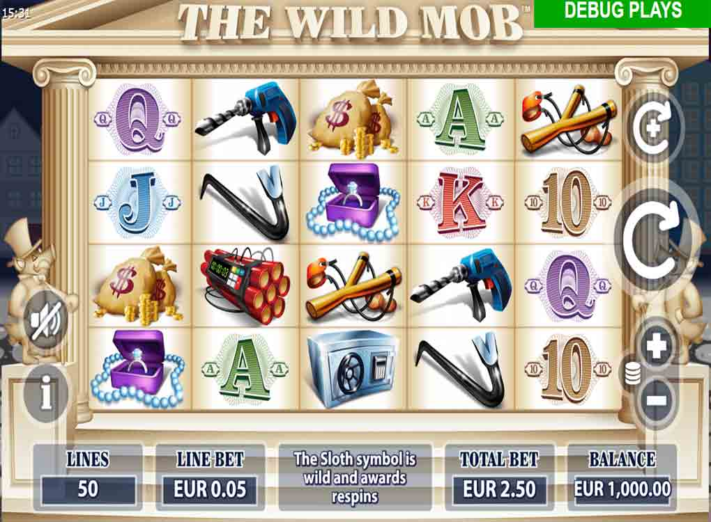 Jouer à The Wild Mob